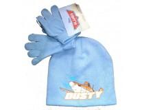 Chlapecký set čepice,rukavice PLANES